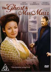 The Ghost and Mrs. Muir - 27 x 40 Movie Poster - Australian Style A