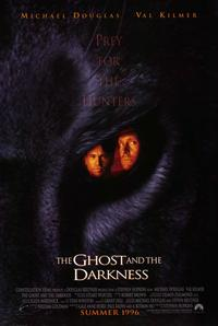 The Ghost and the Darkness - 11 x 17 Movie Poster - Style A
