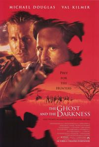 The Ghost and the Darkness - 11 x 17 Movie Poster - Style B