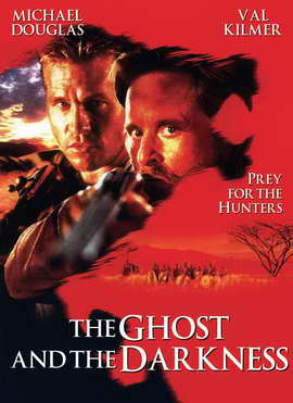 The Ghost and the Darkness - 27 x 40 Movie Poster - Style C