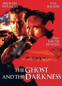 The Ghost and the Darkness - 43 x 62 Movie Poster - Bus Shelter Style B