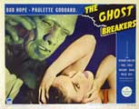 The Ghost Breakers - 11 x 14 Movie Poster - Style C