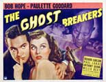 The Ghost Breakers - 11 x 14 Movie Poster - Style B