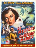 The Ghost Breakers - 11 x 17 Movie Poster - Belgian Style A