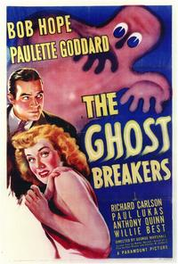 The Ghost Breakers - 11 x 17 Movie Poster - Style A