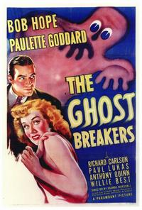 The Ghost Breakers - 27 x 40 Movie Poster - Style A