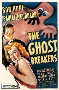 The Ghost Breakers - 43 x 62 Movie Poster - Bus Shelter Style A
