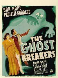 The Ghost Breakers - 11 x 17 Movie Poster - Style B
