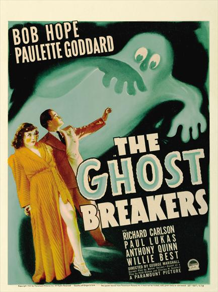 The Ghost Breakers movie