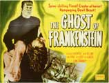 The Ghost of Frankenstein - 11 x 14 Movie Poster - Style A