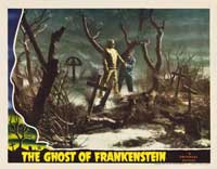 The Ghost of Frankenstein - 11 x 14 Movie Poster - Style G