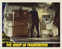 The Ghost of Frankenstein - 11 x 14 Movie Poster - Style H