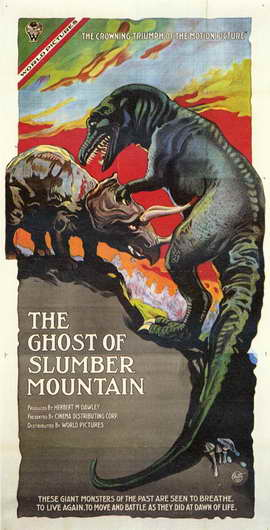 The Ghost of Slumber Mountain - 11 x 17 Movie Poster - Style A