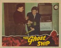 The Ghost Ship - 11 x 14 Movie Poster - Style D