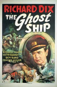 The Ghost Ship - 11 x 17 Movie Poster - Style A