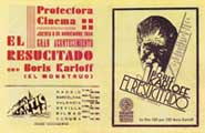 The Ghoul - 11 x 17 Movie Poster - Spanish Style A