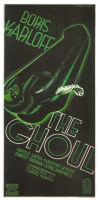 The Ghoul - 20 x 40 Movie Poster - Style A
