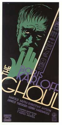 The Ghoul - 20 x 40 Movie Poster - Style B