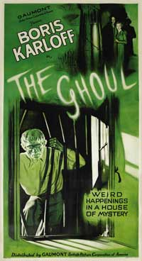 The Ghoul - 20 x 40 Movie Poster - Style C