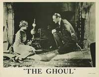 The Ghoul - 11 x 14 Movie Poster - Style E