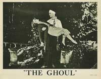 The Ghoul - 11 x 14 Movie Poster - Style G