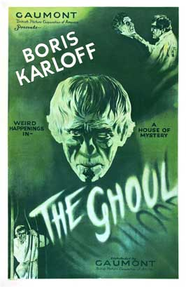 The Ghoul - 27 x 40 Movie Poster - Style B