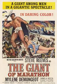 The Giant of Marathon - 27 x 40 Movie Poster - Style A