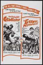 The Giant of Metropolis - 27 x 40 Movie Poster - Style B