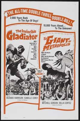 The Giant of Metropolis - 11 x 17 Movie Poster - Style B