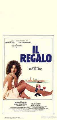 The Gift - 13 x 28 Movie Poster - Italian Style A