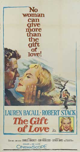 The Gift of Love - 20 x 40 Movie Poster - Style A