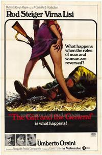 Girl and the General - 27 x 40 Movie Poster - Style A