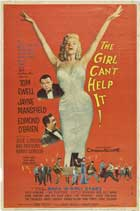The Girl Can't Help It - 27 x 40 Movie Poster - Style D
