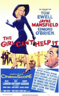 The Girl Can't Help It - 11 x 17 Movie Poster - Style A
