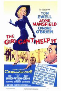 The Girl Can't Help It - 27 x 40 Movie Poster - Style A