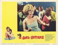 The Girl Getters - 11 x 14 Movie Poster - Style B
