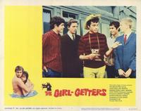 The Girl Getters - 11 x 14 Movie Poster - Style G