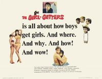 The Girl Getters - 11 x 14 Movie Poster - Style A