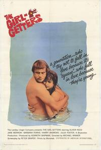 The Girl Getters - 27 x 40 Movie Poster - Style A