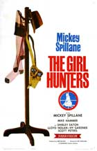 The Girl Hunters - 27 x 40 Movie Poster - Style B