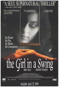 The Girl in a Swing - 11 x 17 Movie Poster - Style B