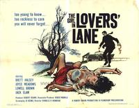 The Girl in Lover's Lane - 22 x 28 Movie Poster - Half Sheet Style A