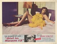 The Girl In Room 13 - 11 x 14 Movie Poster - Style A