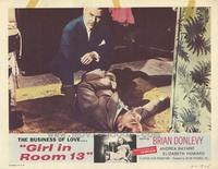 The Girl In Room 13 - 11 x 14 Movie Poster - Style F