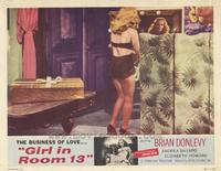 The Girl In Room 13 - 11 x 14 Movie Poster - Style C
