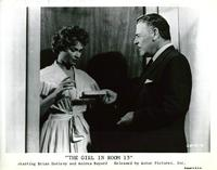 The Girl In Room 13 - 8 x 10 B&W Photo #16