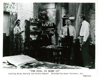 The Girl In Room 13 - 8 x 10 B&W Photo #2
