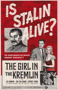 The Girl in The Kremlin - 11 x 17 Movie Poster - Style A