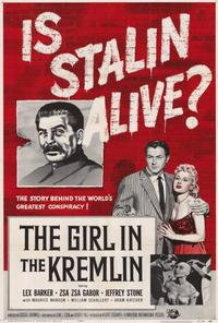 The Girl in The Kremlin - 27 x 40 Movie Poster - Style A