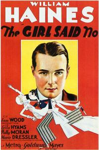 The Girl Said No - 11 x 17 Movie Poster - Style A